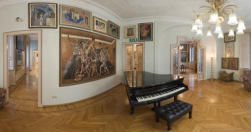 L arte del novecento protagonista alla casa museo boschi for Casa museo boschi di stefano