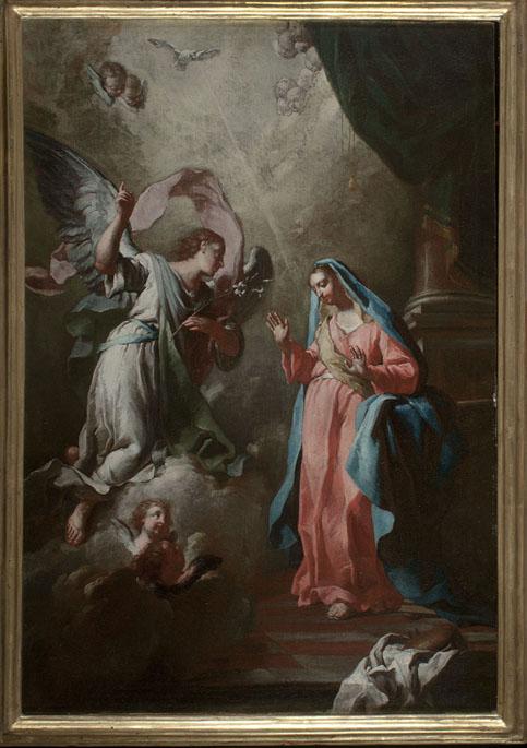 Capella Annunciazione